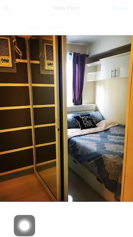 1 bedroom customized
