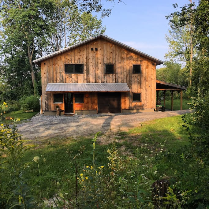 Southern Vermont Artist Guesthouse