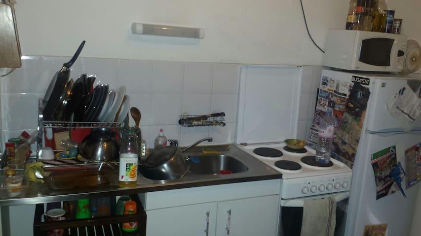 Moderne dans la simplicité - Tuluza - Apartament