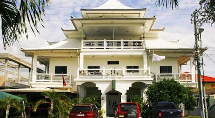For a Comfortable and Save Stay in Suriname