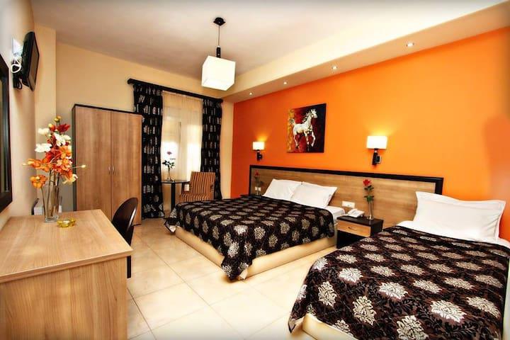 Villa Nickollas 104 - Paleo Tsifliki - Appartement en résidence
