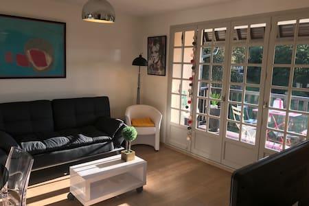 Appartement vue sur mer lumineux et calme
