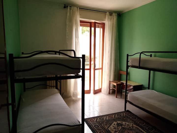 Appartamento in località tranquilla sulle colline