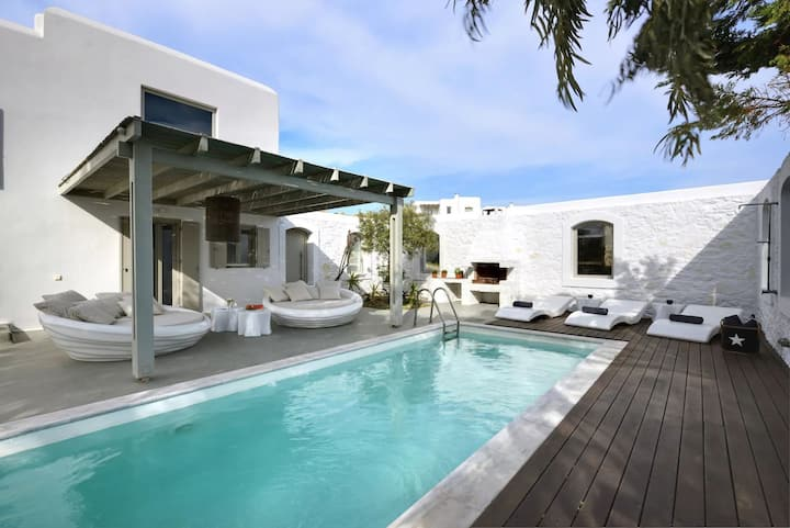 Villa Daphne | Private Pool & Sea View