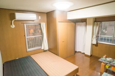 OPEN SALE! cozy room typeA4 - 江東区木場 - Apartemen