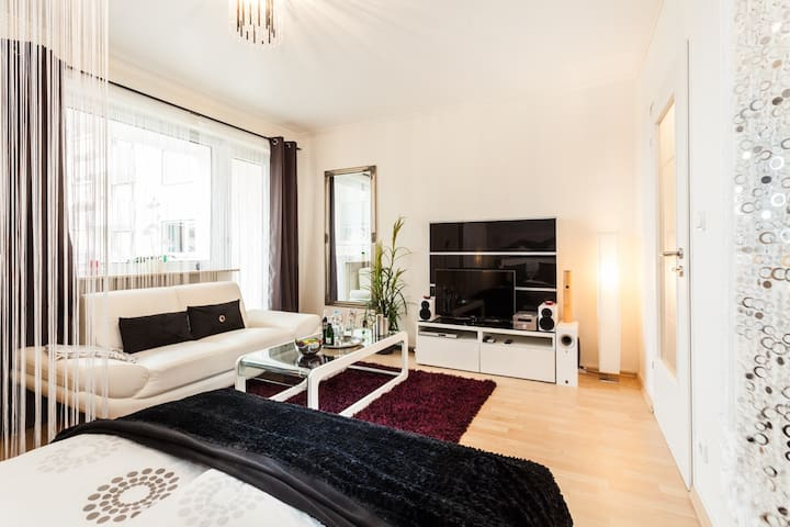 Design Apartment Frankfurt City - Frankfurt - Daire