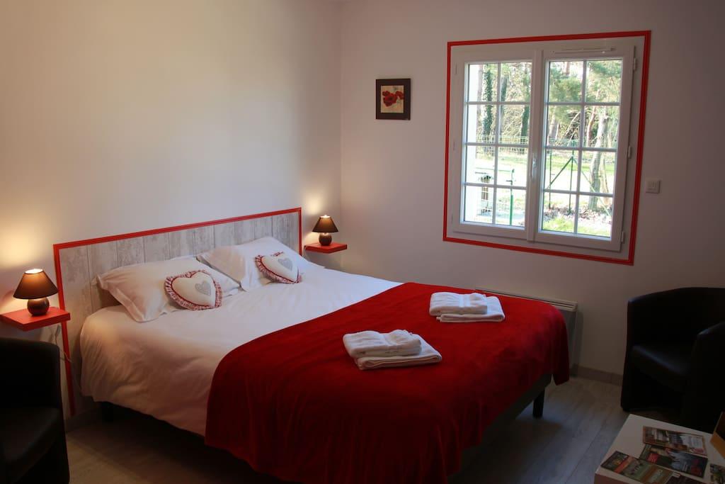 Entre loire et cher chambres d 39 h tes en sologne maisons - Chambre d hote amboise pas cher ...