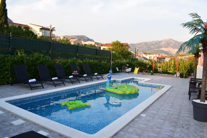 Villa Daniela-Lovely place to stay in Solin