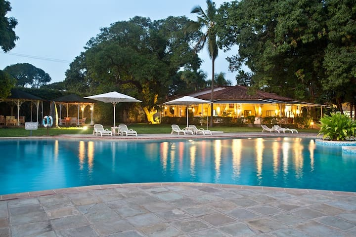 Mwembe Resort Malindi Villa No 52