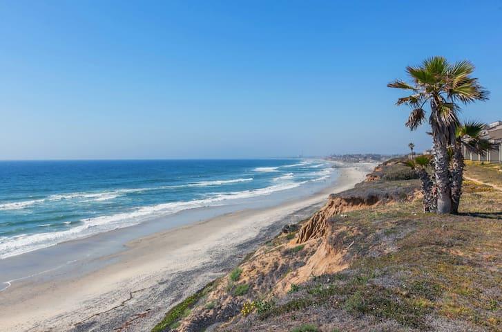Beachfront Resort Getaway in Encinitas