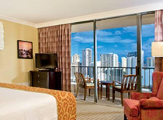 1 bedroom Presidential, Royal Garden Honolulu HI - Honolulu - Villa