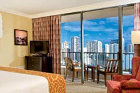 1 bedroom Presidential, Royal Garden Honolulu HI - Honolulu