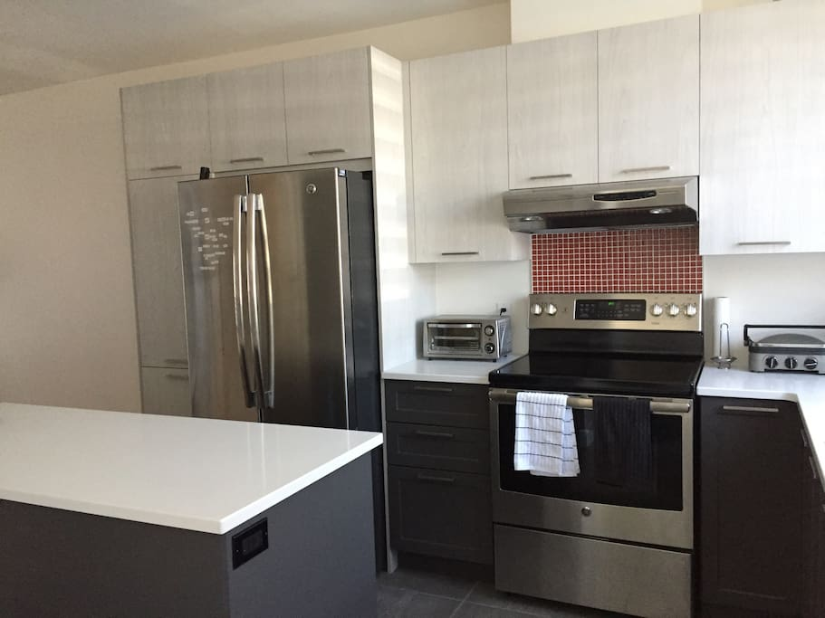 Kitchen (shared space with owner).