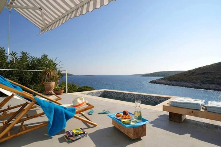 Villa Vergo Island of Vis