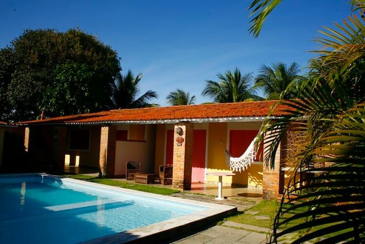 *Eco Vila Bico Verde - 2 Suítes para 4 Adultos*
