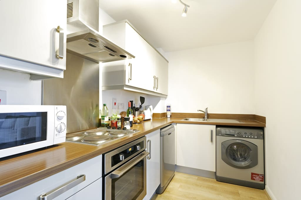 Apartment 62 Fully equipped kitchen