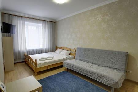 Очень уютная однушка в тихом районе Чкаловской - Щелково - Pis