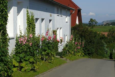Ferienwohnung unter drei Linden - Thiessow