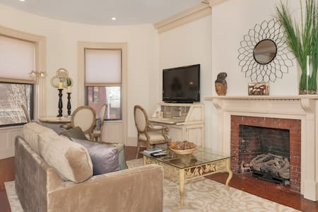 Sparkling New 2BR / 2BA in Back Bay