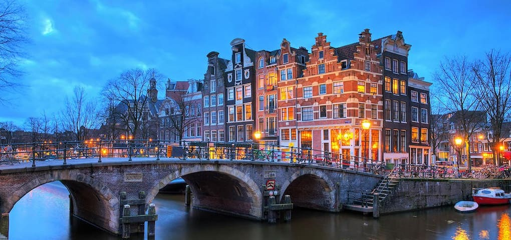 top location centre Amsterdam - Amsterdam - Bed & Breakfast