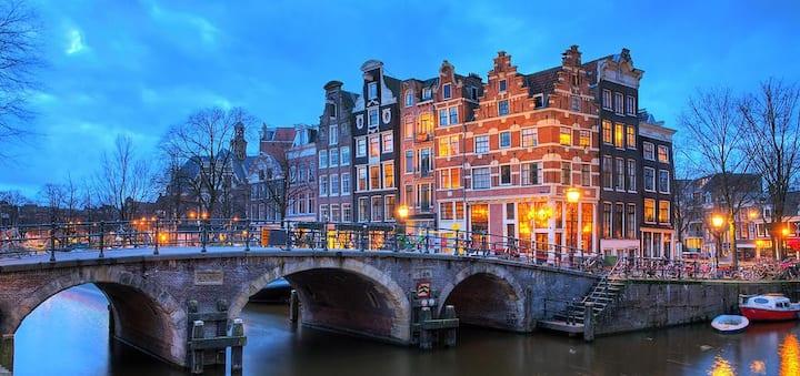 top location centre Amsterdam