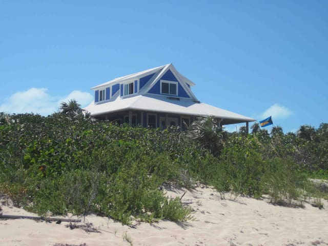 long island bahamas home oceanside