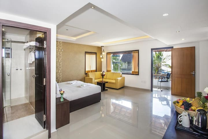 Hotel Stay at Cherai with ayurvedic Spa Packages