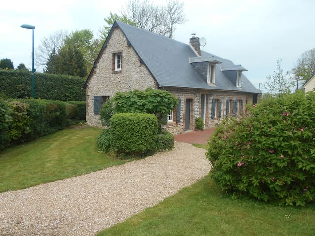Carpe Diem Cottage - Senneville-sur-Fécamp - Pensió