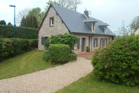 Carpe Diem Cottage - Senneville-sur-Fécamp - ゲストハウス