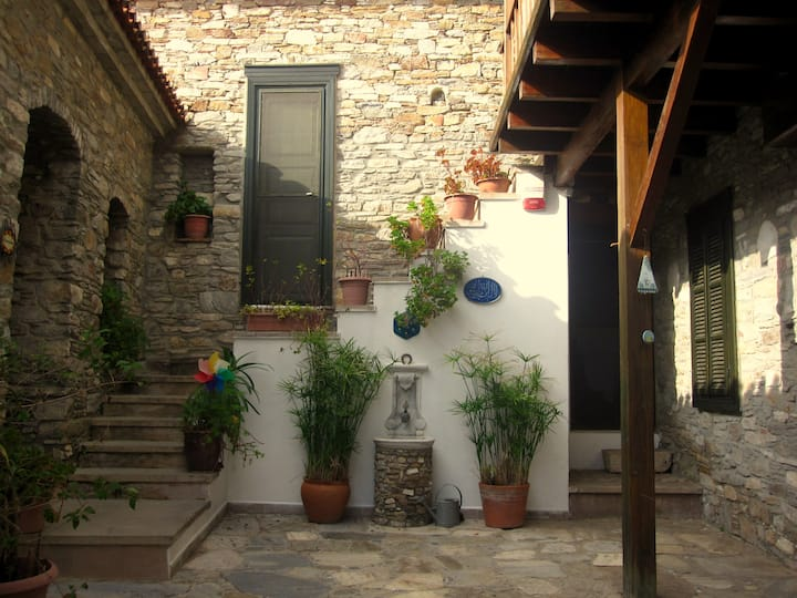 Lovely Room in Stone House
