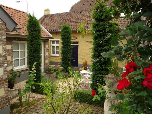 BnB La Cour Room 1 - Maastricht - Penzion (B&B)