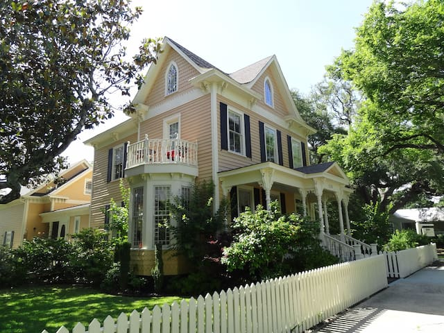 Robert Ruark Inn, Southport, NC - Southport - Bed & Breakfast
