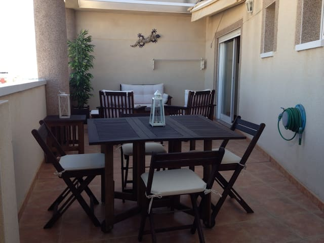 Attic with captivation in Elche - Alicante - Spain - Elx - Apartament
