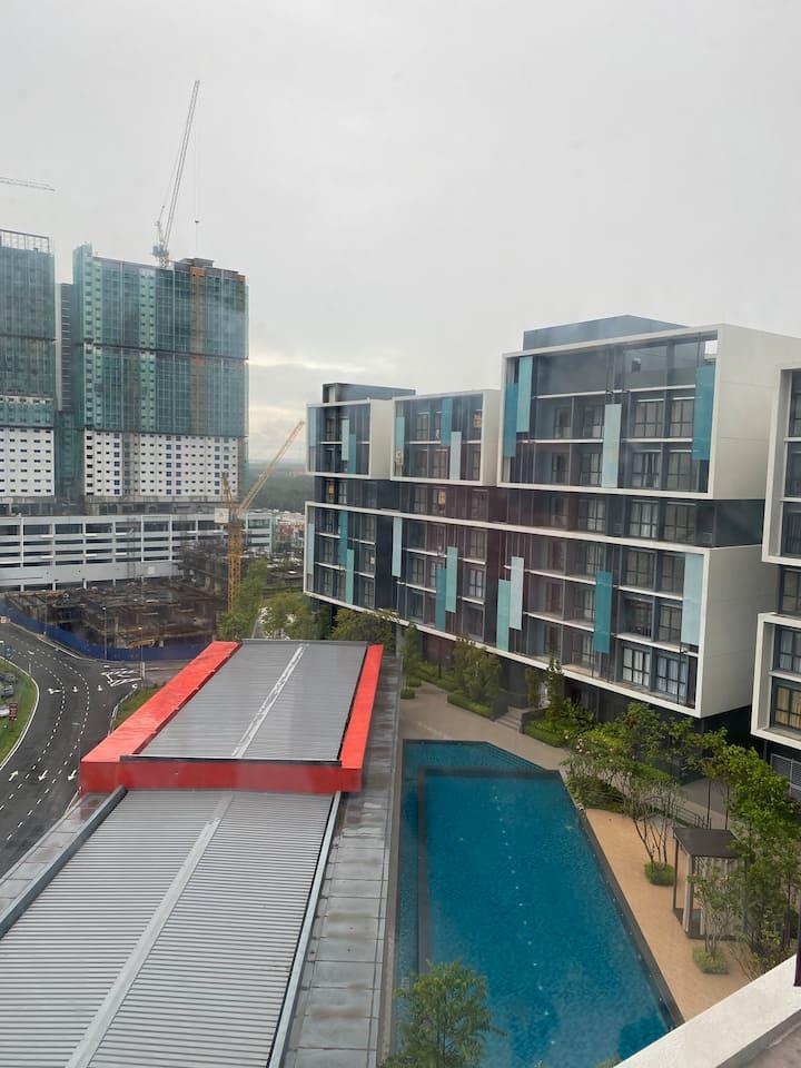HN_Homesuite@KIP Soho suite, Kota Warisan, sepang