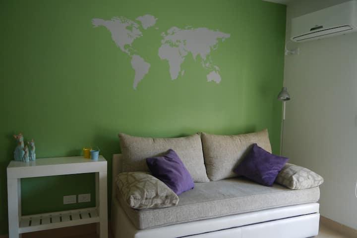 Apartment in Buenos Aires, Boedo