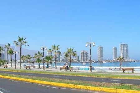 Cavancha beach - convenient option  - Iquique - Bed & Breakfast