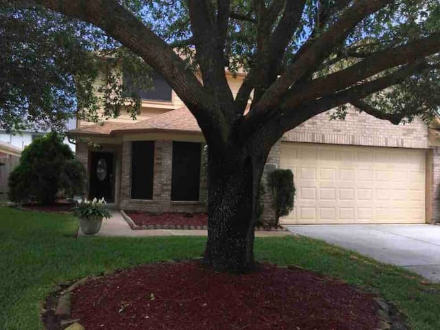 Houston home-4 BR- Near downtown area
