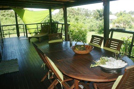 maison spacieuse et confortable - Maharepa