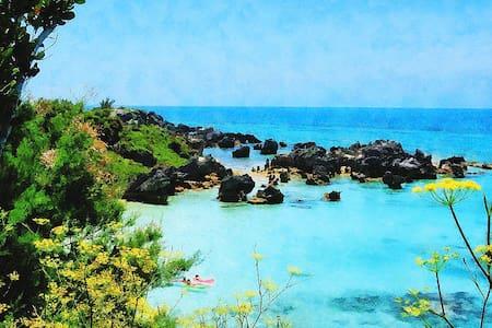 Charmingly sweet Bermuda Bungalow!