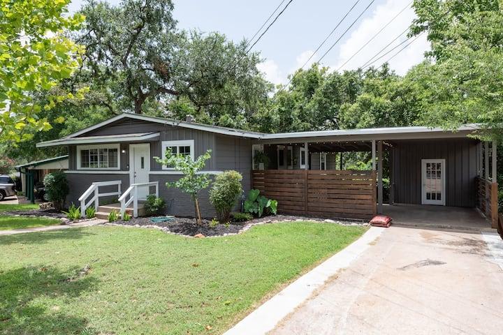 Mid-Century Austin home