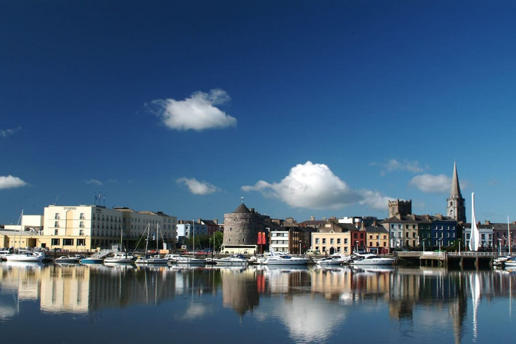 Waterford City the sunny south east capital