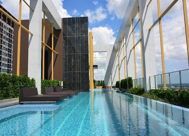 Escent Condo Khonkaen 1 bedroom New