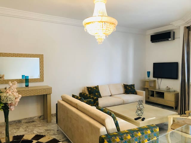 The New Luxury  appart In Gammarth | Le  Palace