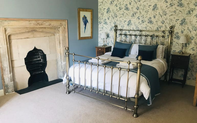 Bed & Breakfast at  2* listed Northumbrian home