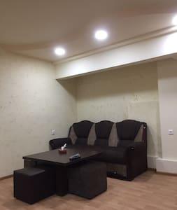 Очень уютная и красивая квартира