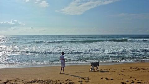THE BEACHES - MARINE COTTAGE