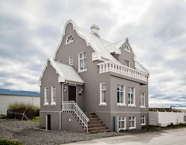 Beautiful old house in Akranes - Akranes - House