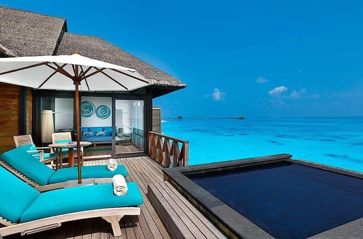 JA Manafaru - Sunrise Water Villa with Infinity Pool