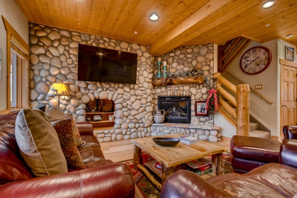 Timber Wolf #5B Living Area