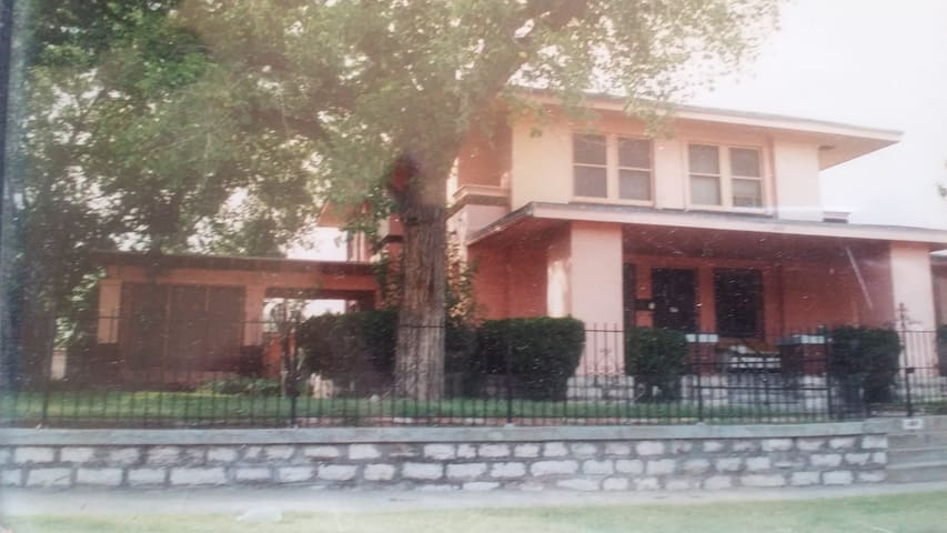 Centrally located Built in 1919 Filled with Charm